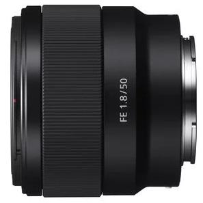 Sony - FE 50mm F1.8 Standard Lens (SEL50F18F) $141.93 + $7.02 Shipping