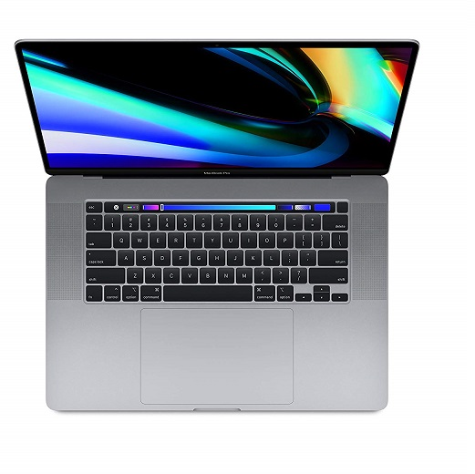 New Apple MacBook Pro (16-Inch, 16GB RAM, 1TB Storage) - Space Gray