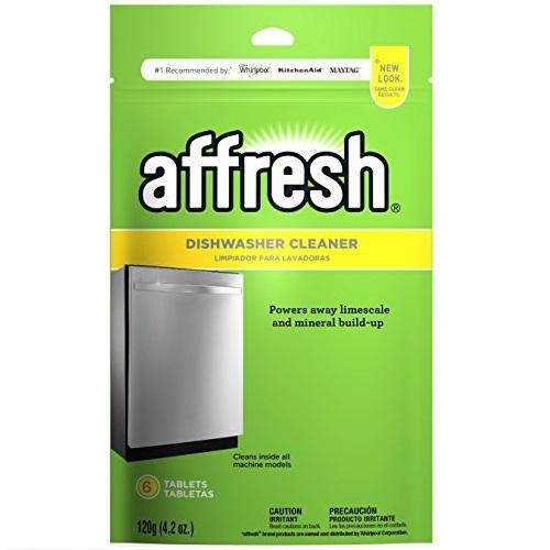 史低价!!Affresh W10282479 洗碗机清洗剂