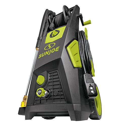 Sun Joe SPX3501 2300-PSI 1.48 GPM Brushless Induction Electric Pressure Washer with Hose Reel $151.29