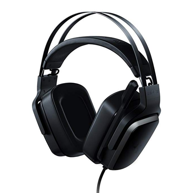 Razer Tiamat 7.1 V2: Dual Subwoofers - Audio Control Unit - Rotatable Boom Mic - Gaming Headset Works with PC, PS4, Xbox One, Switch, Mobile Devices $84.09,free shipping