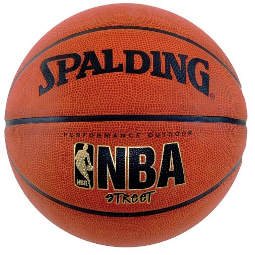 "Spalding NBA Street Basketball (Official Size 29.5"")"