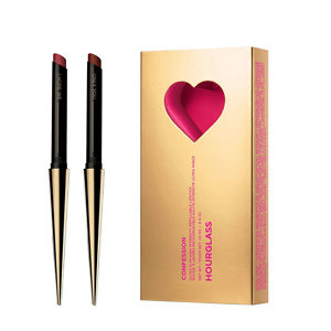 Up to $275 OFF with Hourglass Confession Ultra Slim High Intensity Refillable Lipstick Duo
