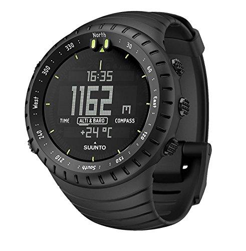 SUUNTO 颂拓 Core SS014279010 男士 深黑户外手表