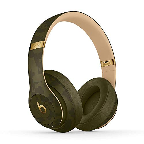 Beats Studio3 Wireless Noise Cancelling Over-Ear Headphones - Beats Camo Collection - Forest Green $249.00