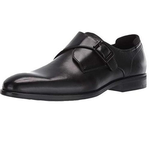 Kenneth Cole REACTION Men's Edge Flex Monk-Strap Loafer