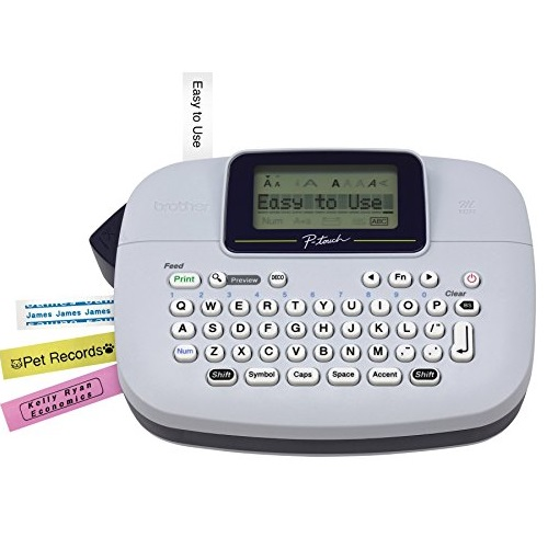 Brother P-touch Handy Label Maker (PTM95)