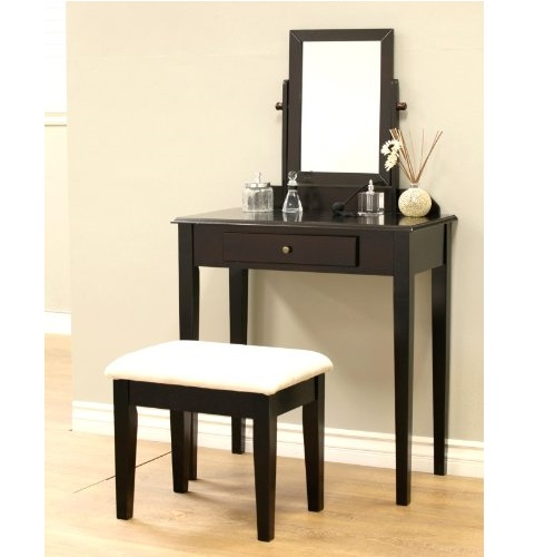 Coaster 2-piece Vanity Set, Espresso