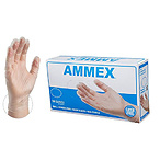 AMMEX 医用级一次性手套 中号 100只