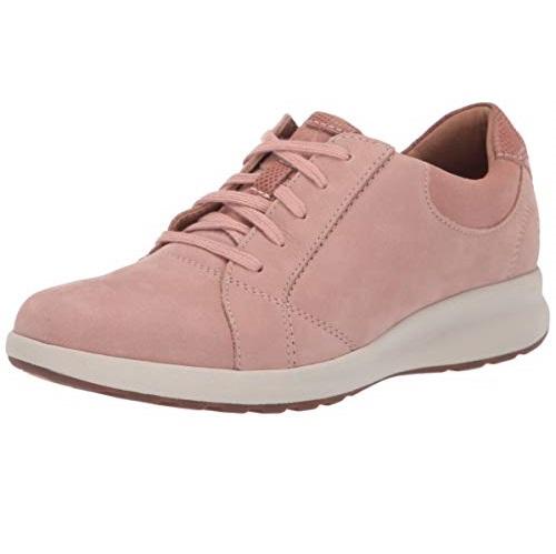 Clarks Women's Un Adorn Lace Sneaker