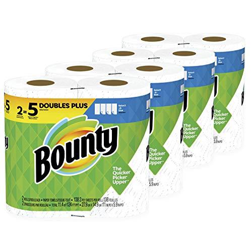 Bounty Select-A-Size 厨房纸, 8大卷