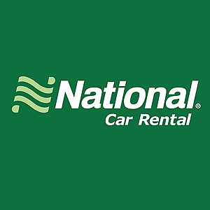 National Car Rental: $20 OFF Weekly and Weekend Base Rates
