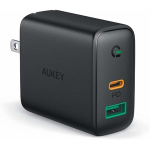 Amazon: AUKEY USB C Charger 30W Power Delivery 3.0