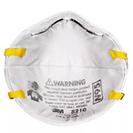 3M 2pk Paint & Sanding Respirator N95