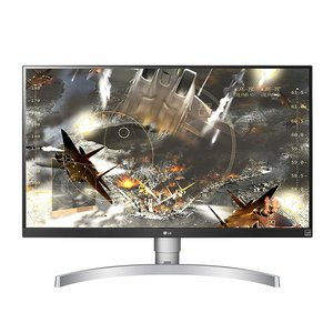 "Amazon: LG 27UL650-W 27"" 4K UHD Monitor with DisplayHDR 400"