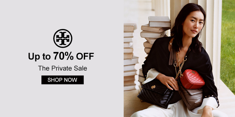 Tory Burch: Up to 70% OFF The Private Sale