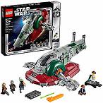 LEGO 星球大战系列75243赏金猎人飞船