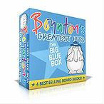 Boynton's Greatest Hits 桑德拉·柏因顿精选4本套装-蓝色