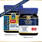 Manuka Health MGO 30+ 纯正麦卢卡蜂蜜