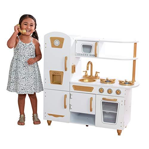 史低价! KidKraft 现代化小厨房玩具套装