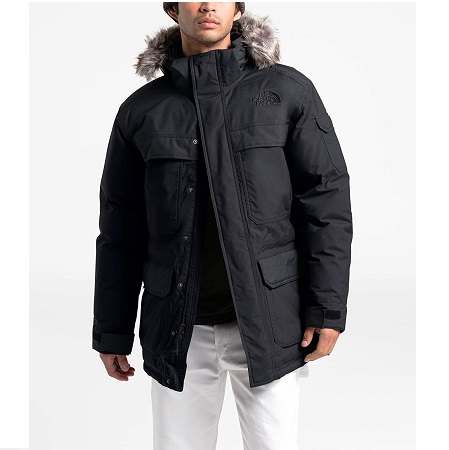 The North Face McMurdo Parka III 男士保暖服