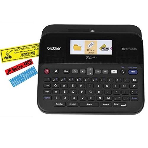 Brother 兄弟PTD600标签打印机,可以和PC连接