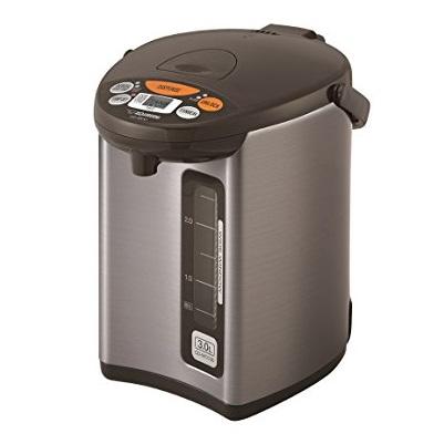 史低价!Zojirushi 象印CD-WCC30微电脑控制 热水/保温壶,3升