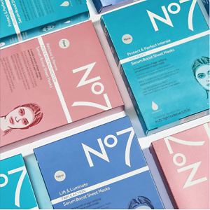 No7 Beauty US: 3 For 2 Sheet Mask