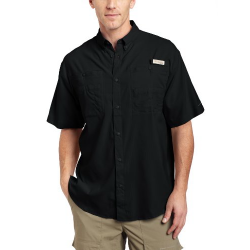 Columbia Tamiami II Short-Sleeve Shirt $19.97
