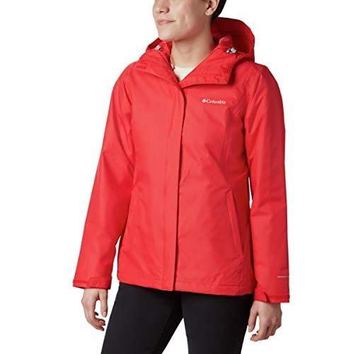 Columbia 哥伦比亚 Arcadia Omni-Tech防水透气 女式连帽棉服夹克