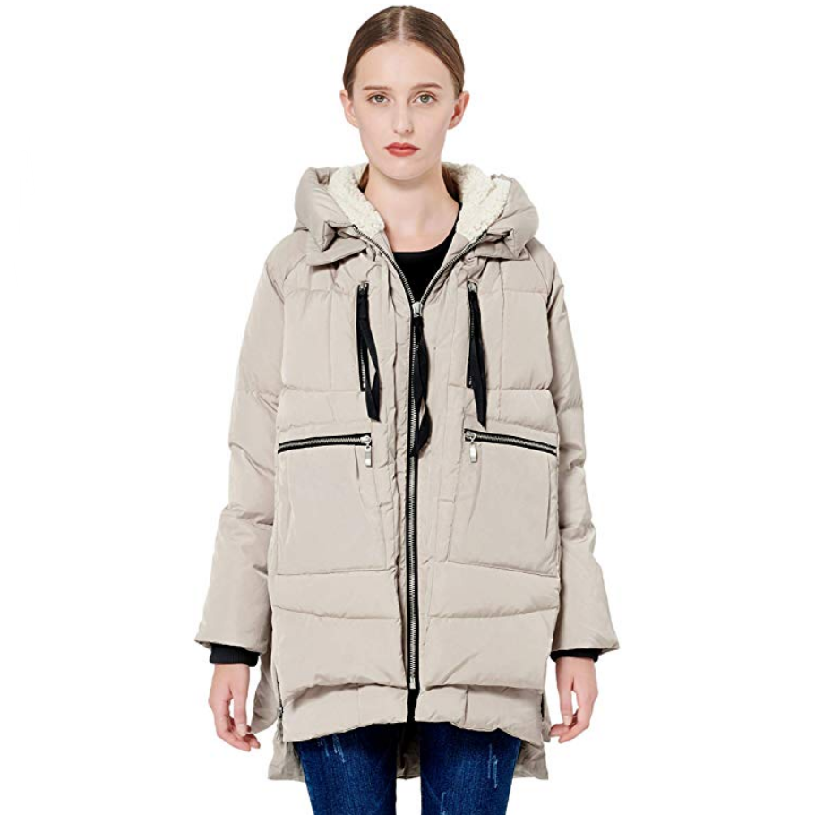 Orolay Women's Thickened Down Jacket (Most Wished &Gift Ideas) $139.99 FREE Shipping