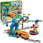 LEGO 乐高 DUPLO得宝系列 10875智能货运火车