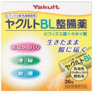 Yakult 养乐多 BL 益生菌整肠药 36包 特价