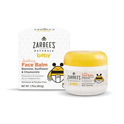 史低价!Zarbee's Naturals 婴儿舒缓面霜,1.75 oz