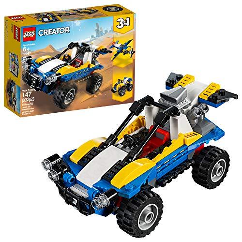 史低价!LEGO乐高 Creator 创意百变系列31087 沙漠越野车