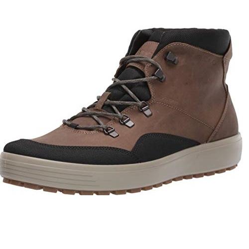 ECCO Men's Soft 7 Tred Terrain Gore-tex Mid Sneaker