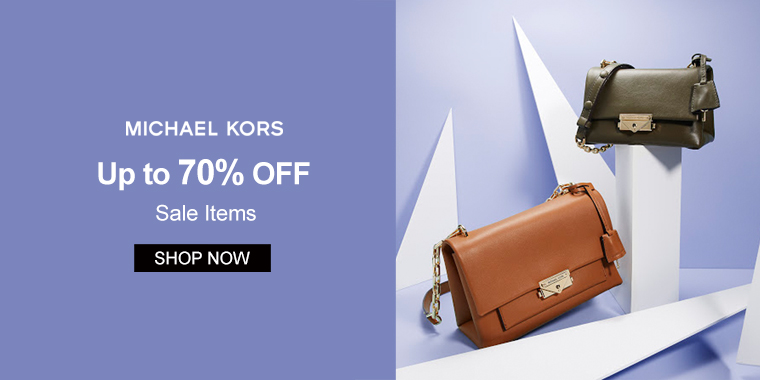 Michael Kors: Up to 70% OFF Sale Items