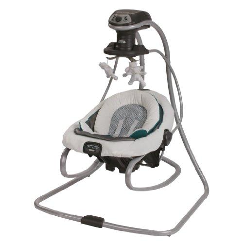 Graco葛莱 婴儿电动多功能安全秋千摇椅