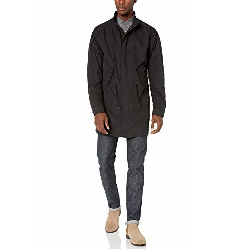 Alpha Industries Men's Defender Fishtail Parka and Liner