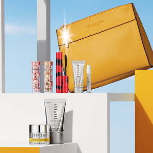 Elizabeth Arden: Free 8- pics Gifts With Any $75 Purchase