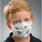 Kimberly-Clark Child's Face Mask 750/cs