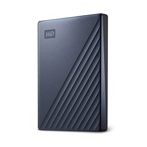 史低价!WD西数 My Passport Ultra USB-C 便携式移动硬盘,5TB