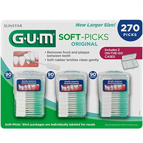 GUM Soft-Picks, Original (270 ct.) Special Value Size, 1 Pack