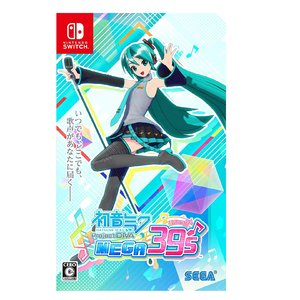 Amazon Japan: New Release: Project Diva Mega 39's