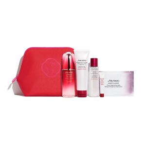 Shiseido Ginza Tokyo Ultimate Defense Set: Brighten and Strengthen