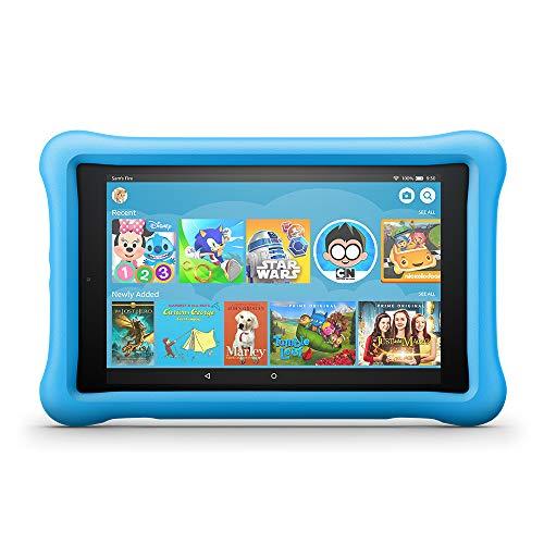 史低价!最新款!Fire HD 8儿童专用平板电脑 32GB款