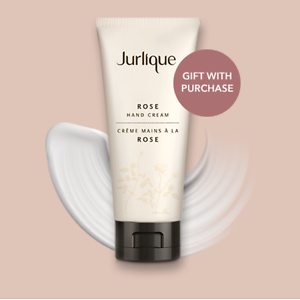 Jurlique: Free Full Size Rose Hand Cream with $100