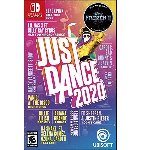 聚会必备神器!《Just Dance 舞力全开2020》游戏