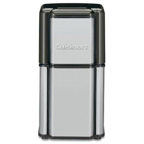 Cuisinart DCG-12BC 不锈钢 咖啡研磨机