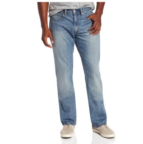 史低价!Levi's 李维斯 559 男士宽松直筒牛仔裤